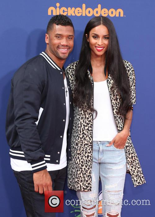 Ciara and Russell Wilson 8