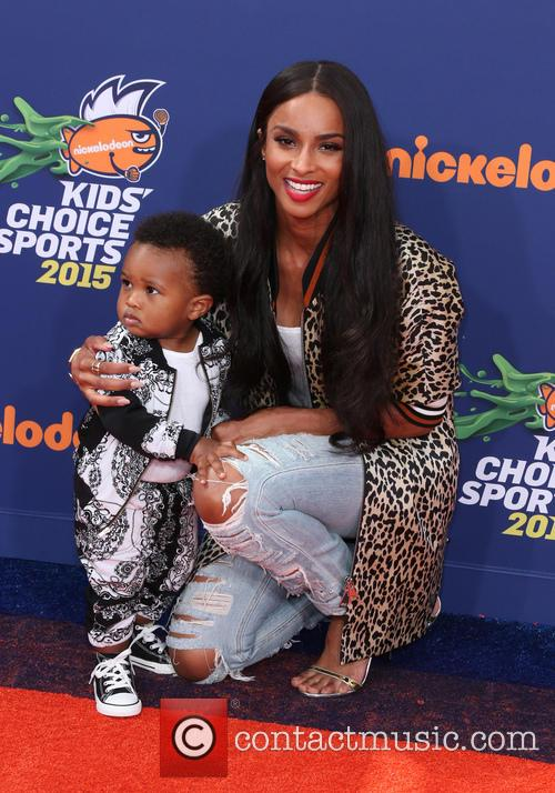 Ciara and Future Zahir Wilburn 9