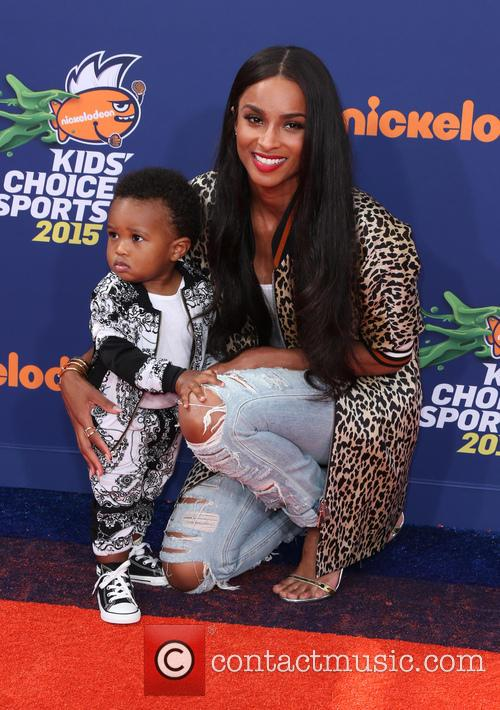 Ciara and Future Zahir Wilburn 10