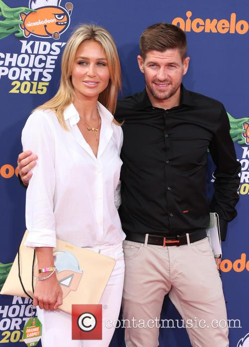 Alex Gerrard and Steven Gerrard 4