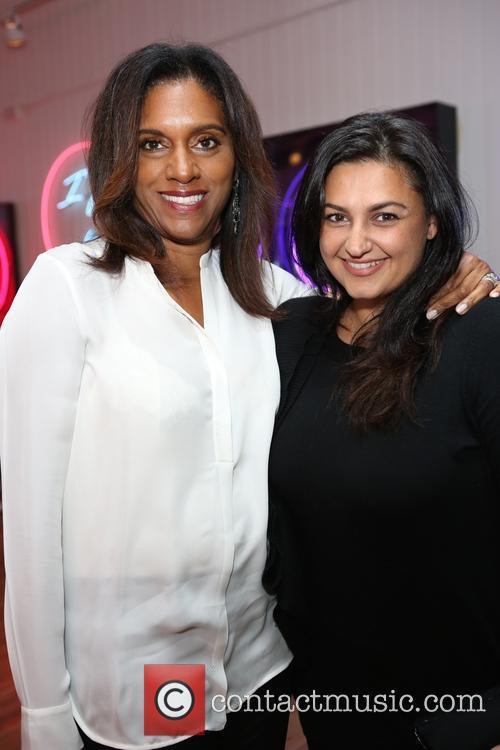 Debra Johnson and Kiran Sharma 2