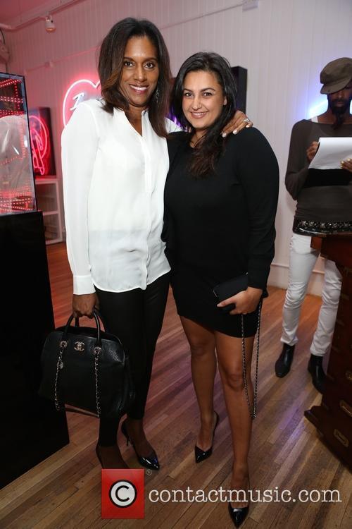 Debra Johnson and Kiran Sharma 1