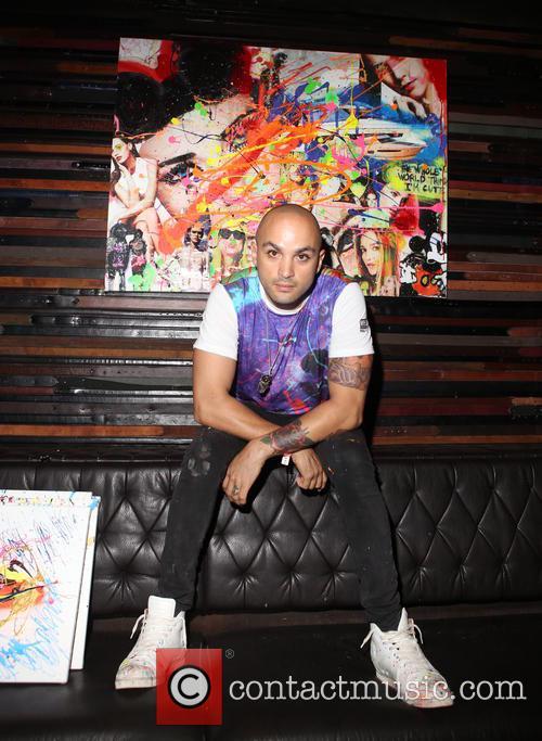 Artist Eddie Bogaert 3