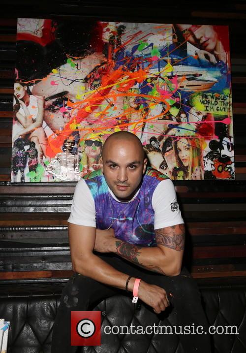 Artist Eddie Bogaert 1
