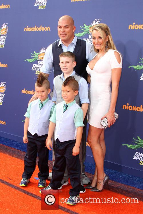 Tito Ortiz and Family 3