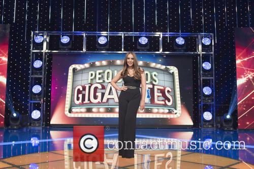 Presentation of the TV show 'Little Giants' (Pequeños...