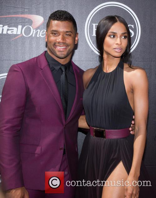 Russell Wilson and Ciara 1