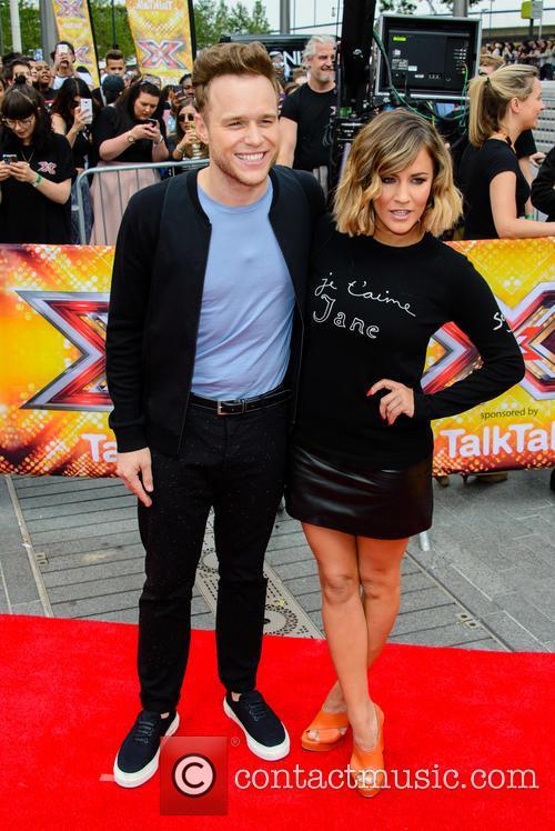 Olly Murs and Caroline Flack 4