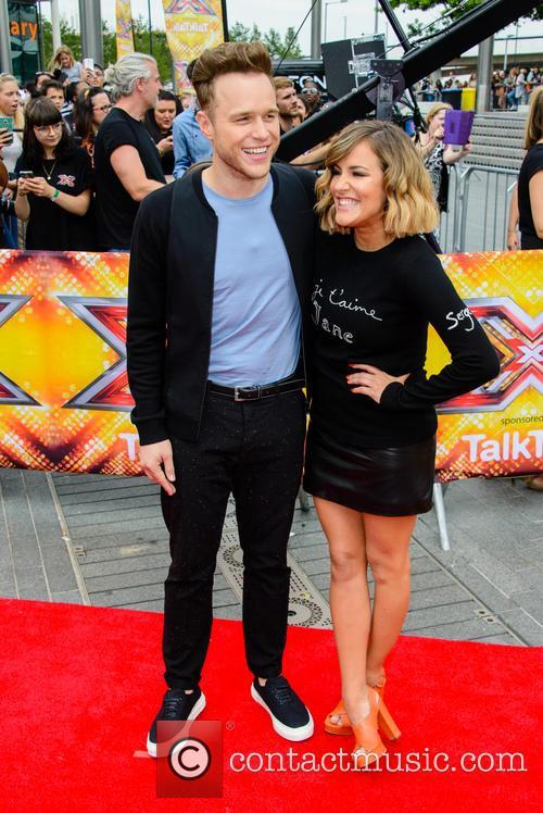 Olly Murs and Caroline Flack 6
