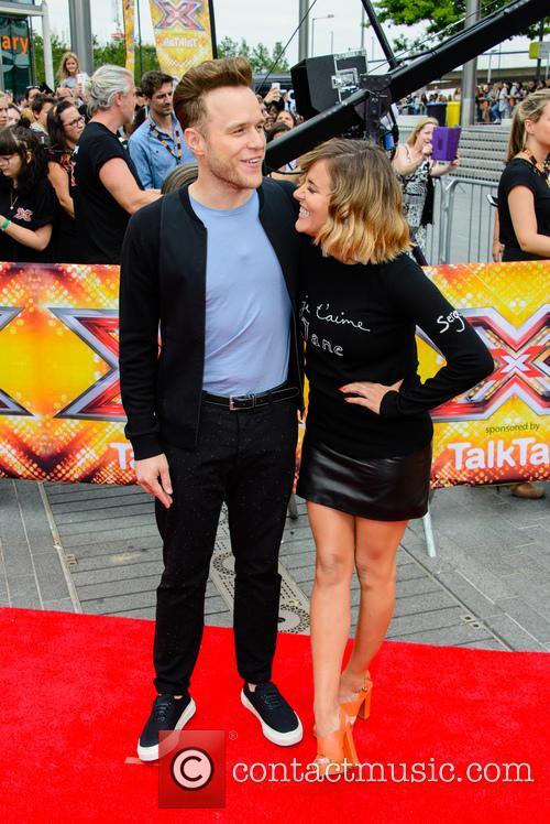 Olly Murs and Caroline Flack 7