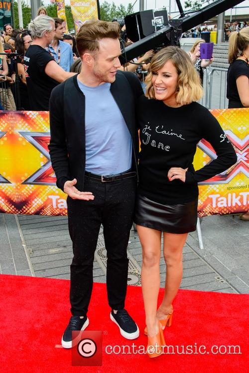 Olly Murs and Caroline Flack 8