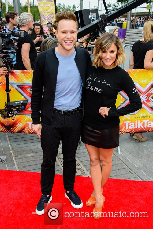 'X Factor' auditions photocall at Wembley