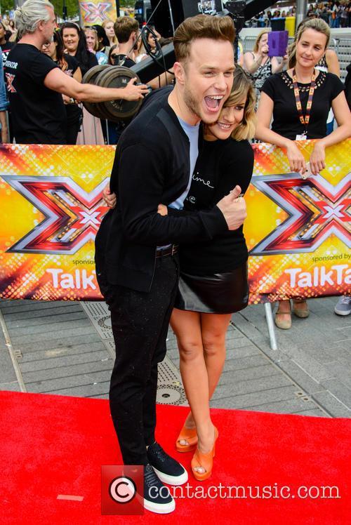 Olly Murs and Caroline Flack 9