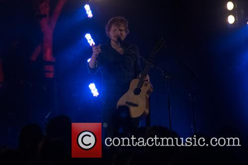 Ed Sheeran performs at Latitude Festival 2015