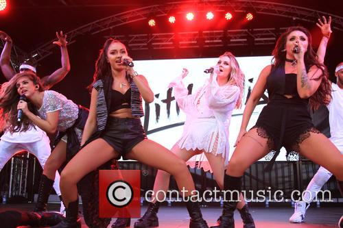 Jade Thirwall, Jesy Nelson, Perrie Edwards and Leigh-anne Pinnock 1