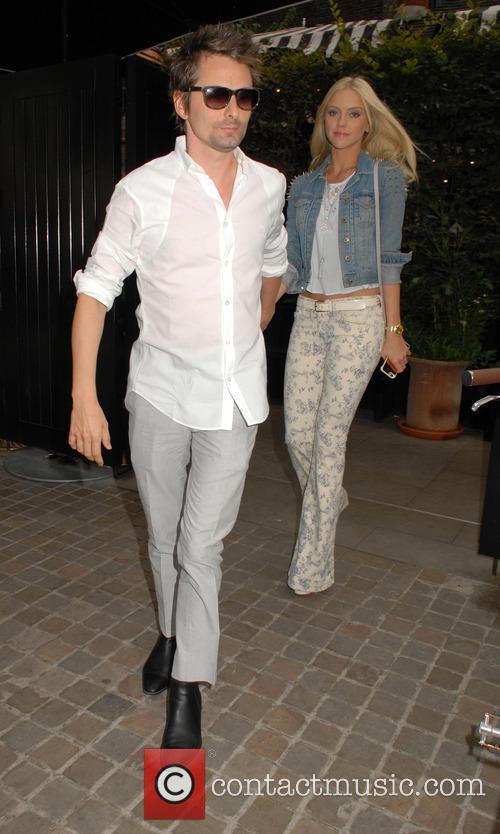 Matt Bellamy and Elle Evans 6
