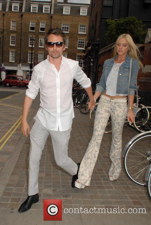 Matt Bellamy and Elle Evans 7