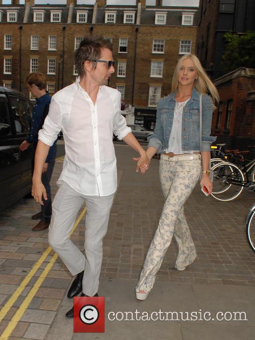 Matt Bellamy and Elle Evans 8