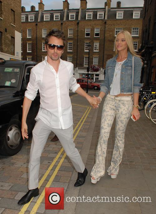 Matt Bellamy and Elle Evans 1