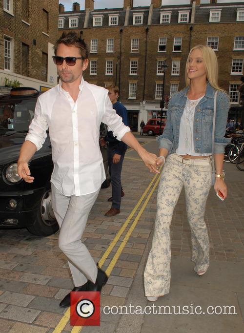 Matt Bellamy and Elle Evans 9