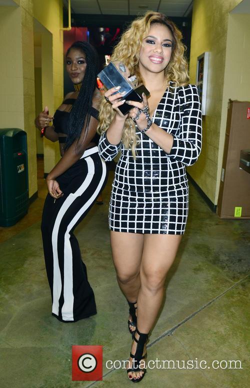 Dinah, Nomani Hamilton and Fifth Harmony 1