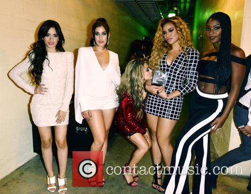 Dinah, Camila Cabello, Lauren Jauregui, Ally Brooke and Fifth Harmony 2