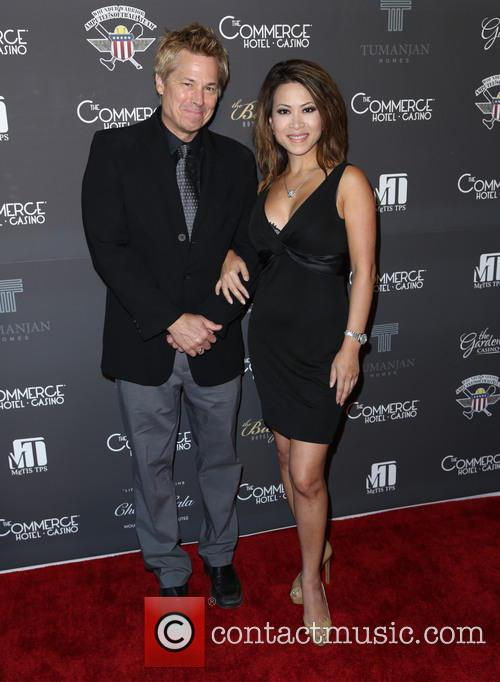 Kato Kaelin and Leyna Nguyen 3