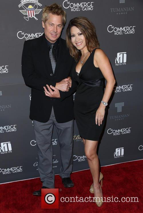 Kato Kaelin and Leyna Nguyen 4