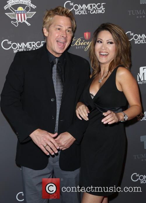 Kato Kaelin and Leyna Nguyen 5