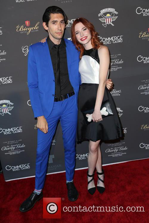 Max Landis and Chloe Dykstra 3