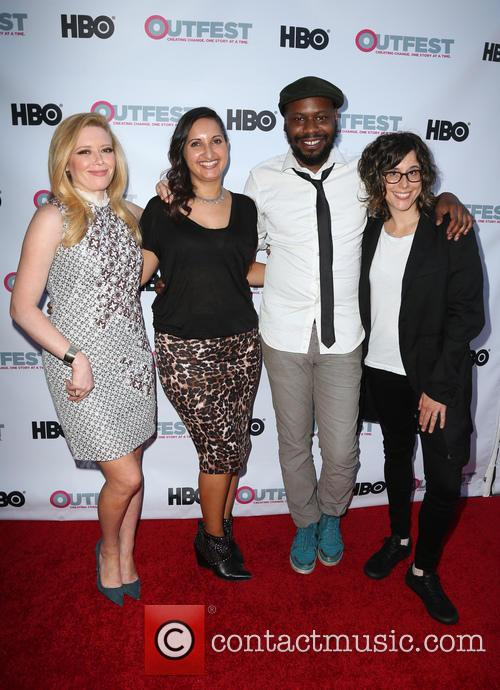 Natasha Lyonne, Lucy Mukerjee-brown, Malcolm Barrett and Karey Dornetto 10