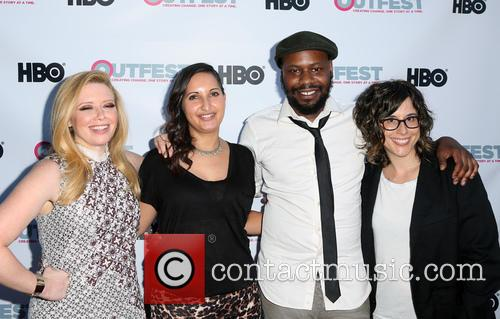 Natasha Lyonne, Lucy Mukerjee-brown, Malcolm Barrett and Karey Dornetto 11