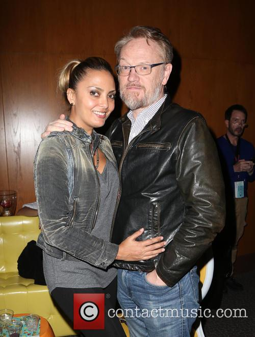 Allegra Riggio and Jared Harris 2
