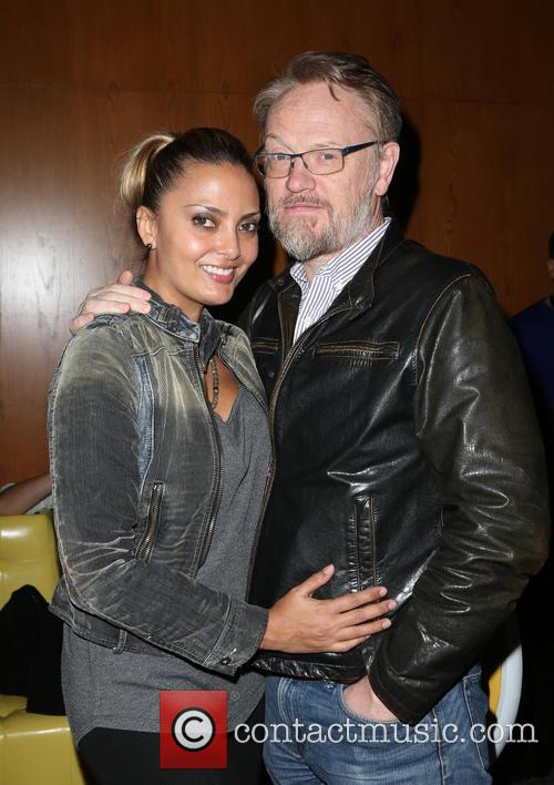Allegra Riggio and Jared Harris 5