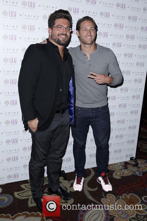 Dr. Sergio Alvarez and Juan Pablo Galavis 6