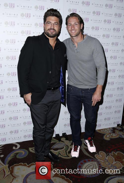 Dr. Sergio Alvarez and Juan Pablo Galavis 7