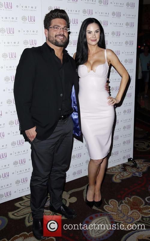 Dr. Sergio Alvarez and Jayde Nicole 9