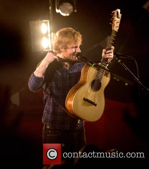 Ed Sheeran To Receive Honorary Degree For