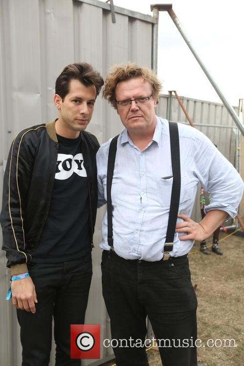 Jeff Robb and Mark Ronson 1