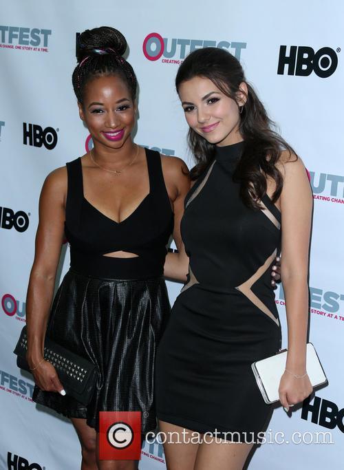 Monique Coleman and Victoria Justice 11