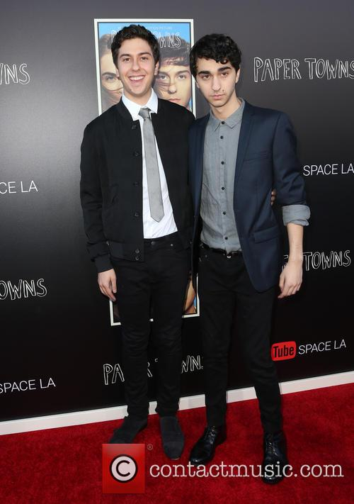 Nat Wolff and Alex Wolff 7