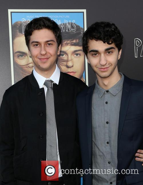 Nat Wolff and Alex Wolff 10