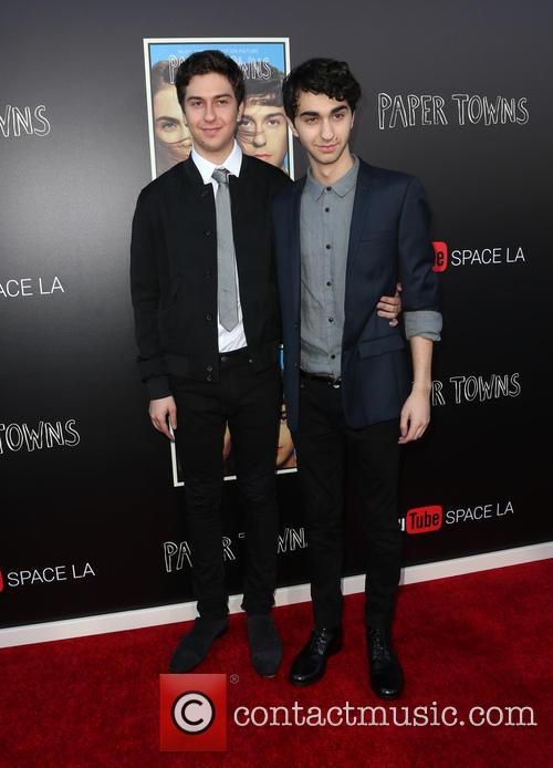 Nat Wolff and Alex Wolff 1