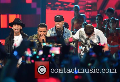 Arcangel, Zion, Nicky Jam and De La Ghetto