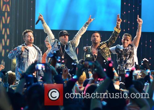 J Balvin, Nicky Jam, Zion and De La Ghetto