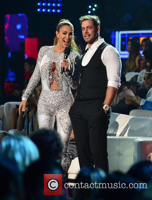 Ninel Conde and William Levy