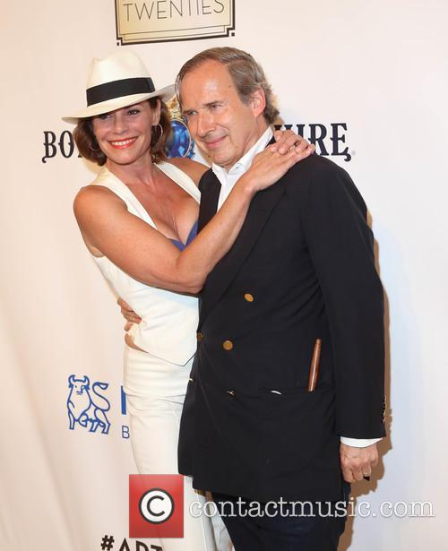 Luann De Lesseps and Simon De Pury 2