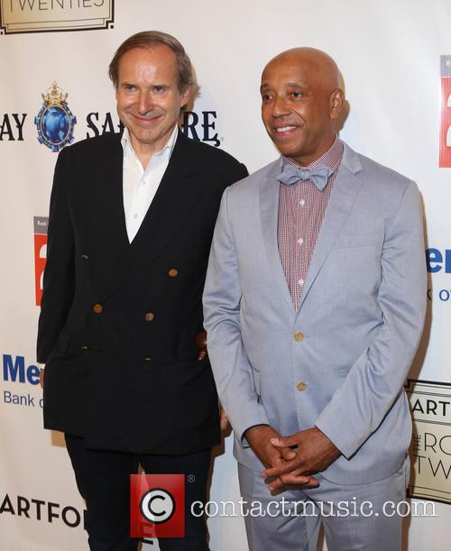 Simon De Pury and Russell Simmons 3
