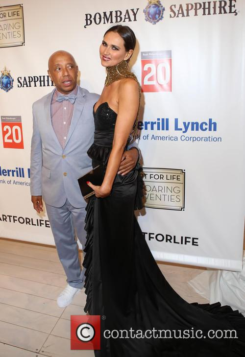 Russell Simmons and Radmila Lolly 3