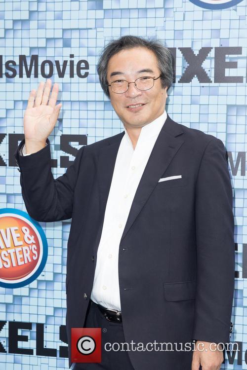 Professor Iwantani 1